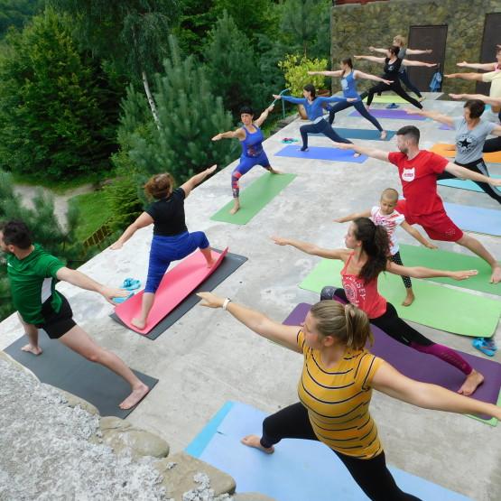 йога-табір Прана