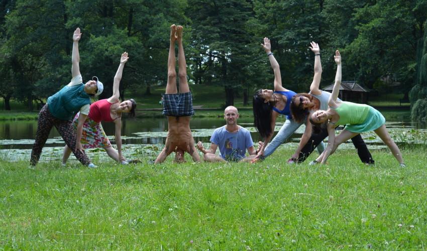 йога-табір 2016